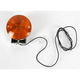Single-Filament Turn Signal Assembly-Amber - 8402A