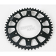Black Anodized Rear Works Triplestar Aluminum Sprocket - 5-359249BK