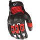 Red/Black Supermoto 2.0 Gloves