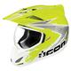 Variant Salvo Hi-Viz Yellow Helmets