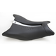 Track One-Piece Solo Seat with Rear Cover - 0810-BM02