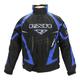 Black/Blue Team FX Jacket
