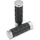 Chrome Hotop Grips - 0630-0739