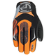 Orange XCR Gloves