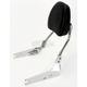 Complete Backrest/Mount Kit with Touring Backrest - 34-1207-01