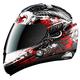 White/Red RR702 Omen Helmet