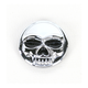 Chrome Emblem for Zombie Windshield Trim - 1189