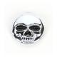 Chrome Emblem for Zombie Windshield Trim - 1189