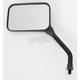 Black Universal Rectangular Mirror - 20-78213