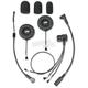 HS-ECD629 Series Headset for Most Modular Style Helmets - HS-ECD629-FL-HO