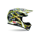 MX-2 Yellow Vibe Helmet - Convertible To Snow