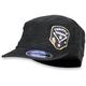 Des Storm Military Flex-Fit Hat