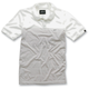 White Converge Polo Shirt