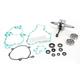 Crankshaft w/Bearings and Gaskets - WPC115
