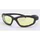 Black C-1 Performance Sunglasses w/Night Driving Lens - C-1BK/ND
