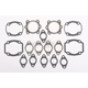 Hi-Performance Full Top Engine Gasket Set - C1003