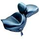 Studded Vintage 2-Piece Seat w/Backrest - 79620