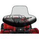 Next Generation Rapid Release Universal ATV Windshield w/o Headlight Cutout - 10455021
