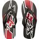 Black Elecore Flip Flops