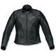 Womens Stella Tyla Leather Jacket