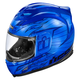 Blue Airframe Lifeform Helmet