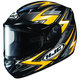 CS-R2 SN Thunder Yellow Multi Helmet