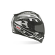 Silver RS-1 Cataclysm Helmet - Convertible To Snow