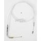 Sterling Chromite II Alternative Length Braided Idle Cables for Custom Handlebars - 34218