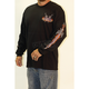 Black Excalibur Long Sleeve T-Shirt