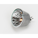 Large Amber Super-Bright LED Deep-Dish Style Reflector Bulb - 1655