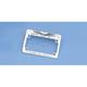 Chrome Eagle Spirit License Plate Frame - DS-720813