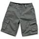Charcoal Folsom Shorts