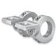 Driving Lamp Handlebar Mounting Brackets for 1 1/4 in. Handlebars - 74115