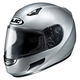 CL-SP Metallic Silver Helmet