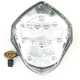 Integrated Taillight w/Clear Lens - TL-0309-IT
