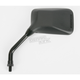Black Universal Rectangular Mirror - 911010