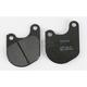 Ceramic Organic Brake Pads - TSRP637
