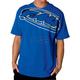 Royal Blue Go Big T-Shirt
