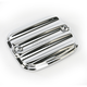 Front Chrome Nostalgia Master Cylinder Cover - 0208-2073-CH