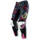 Girls 180 Blue/Punk Black Pants