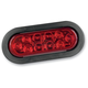 Waterproof LED Oval Grommet-Mount Taillights - 273561