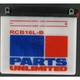 Heavy Duty 12-Volt Battery - RCB16LB