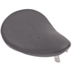 10 in. Wide Small Black Vinyl Spring Solo Seat - 0806-0007