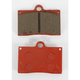 Red Plus Compound Brake Pads - 7182-REDPLUS