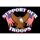Support Our Troops Flag - 69009