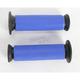 Blue Grippy Grips - D637BLO