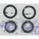 Rear Wheel Bearing Kit - 0215-0156