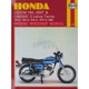 Motorcycle Repair Manual - 572