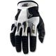 White Reactor Gloves