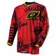 Youth Red/Yellow Toxic Element Jersey